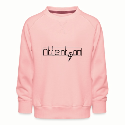 attention - Kinderen premium sweater