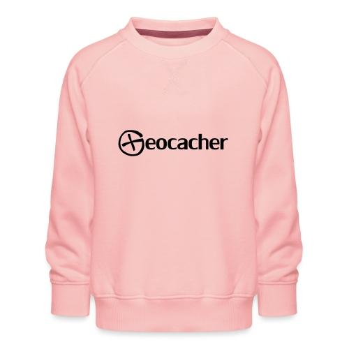 Geocacher - Lasten premium-collegepaita