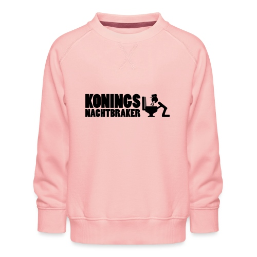 Koningsnachtbraker - Kinderen premium sweater