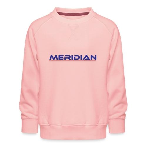 Meridian - Felpa premium da bambini