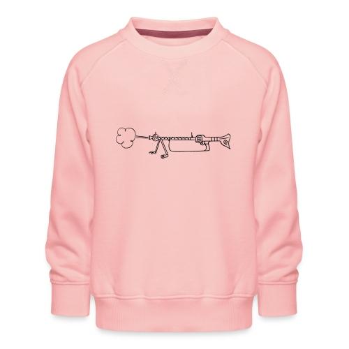 Maschinengewehr 34 - Kinder Premium Pullover