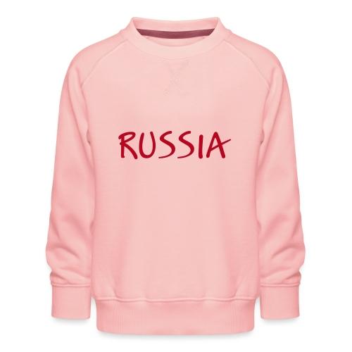 Russia - Kinder Premium Pullover