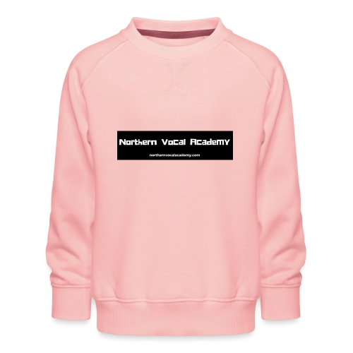 Northern Vocal Academy Logo - Kids' Premium Sweatshirt