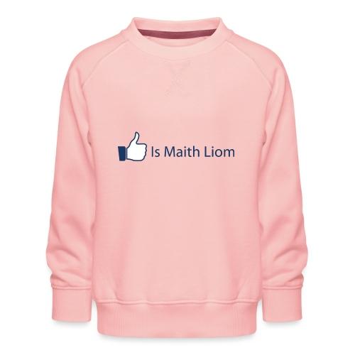 like nobg - Kids' Premium Sweatshirt