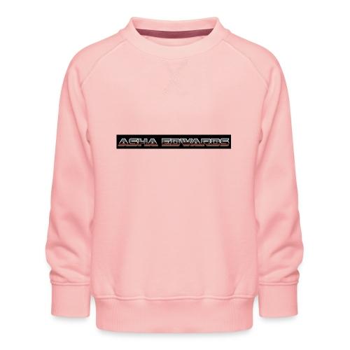 Asha_Edwards_Merch_ - Kids' Premium Sweatshirt