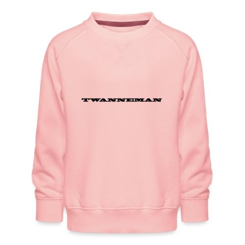tmantxt - Kinderen premium sweater
