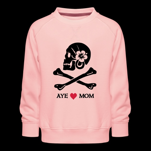 Aye love Mom - Kinder Premium Pullover