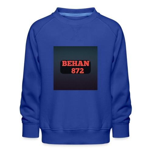 20170909 053518 - Kids' Premium Sweatshirt