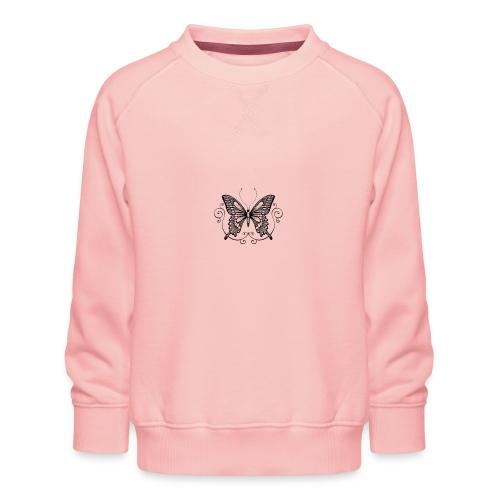 vlinder - Kinderen premium sweater