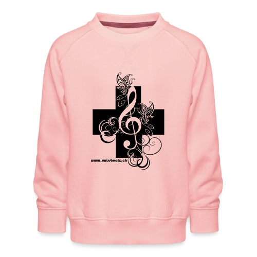 Swiss Beatz Logo non L - Kinder Premium Pullover
