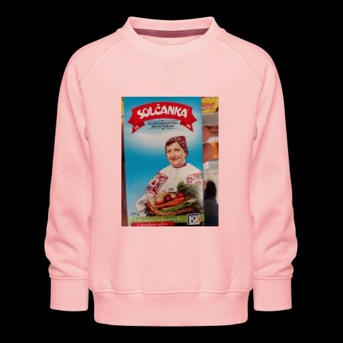 Babushka's fines - Kids' Premium Sweatshirt