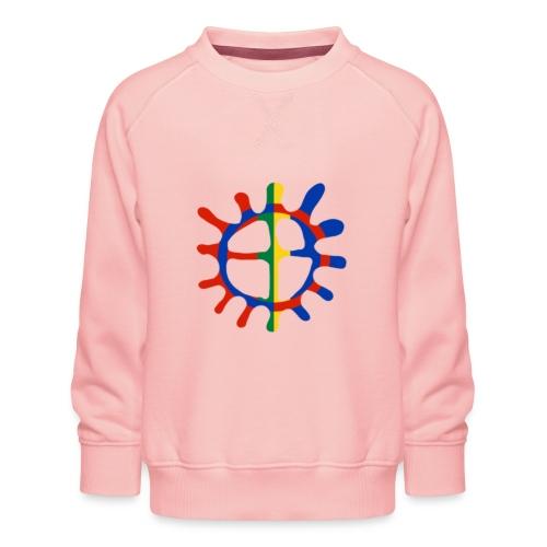 Samisk sol - Premium-genser for barn