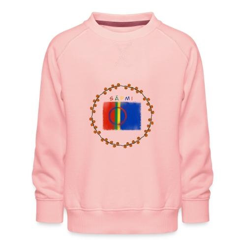 Sapmi - Premium-genser for barn