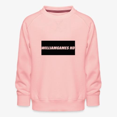william shirt logo - Kids' Premium Sweatshirt
