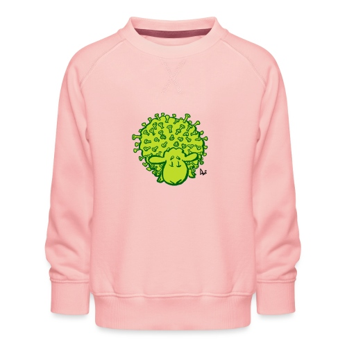 Virus sauer - Premium-genser for barn