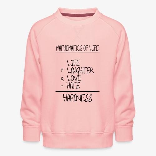 Mathematics of life - Kinder Premium Pullover