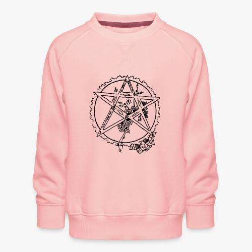 Flowergram - Kids' Premium Sweatshirt