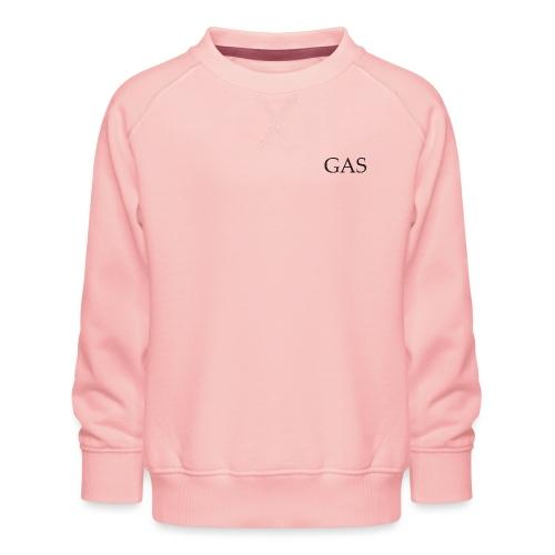 GAS - Lasten premium-collegepaita