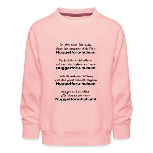 Du bist alles für mich - Kinder Premium Pullover