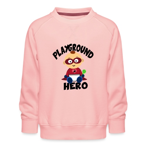 Playground Hero - Kinder Premium Pullover