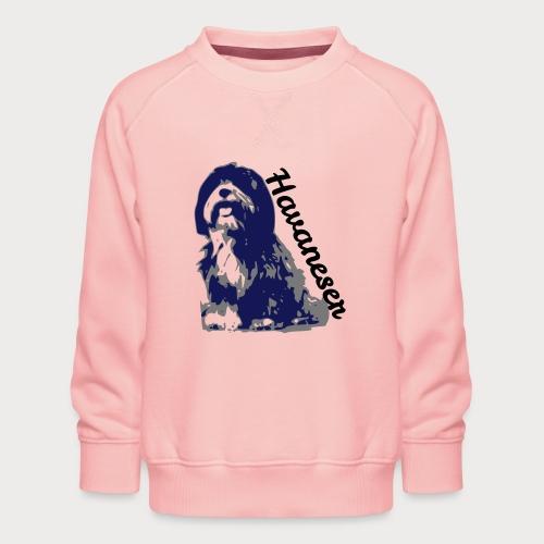havaneser - Kinder Premium Pullover