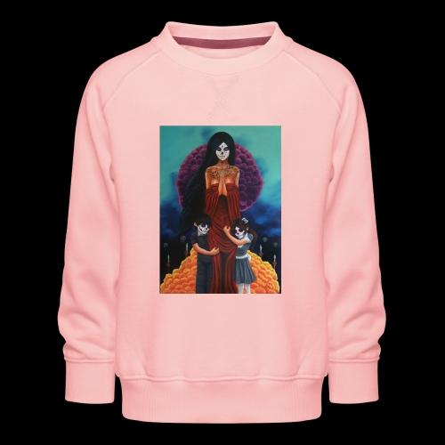 los fieles difuntos - Kids' Premium Sweatshirt