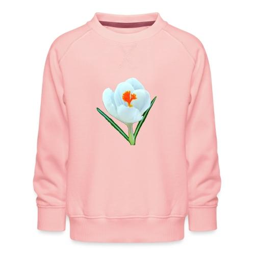 TIAN GREEN - Krokuss 2020 - Kinder Premium Pullover