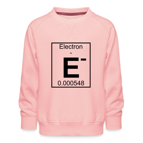 E (electron) - pfll - Kids' Premium Sweatshirt