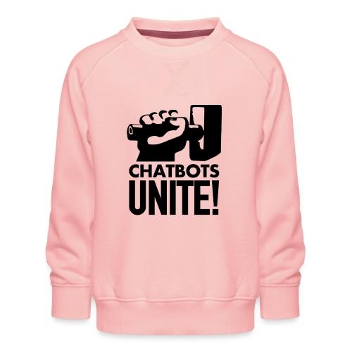 ChatbotsUnite - Sweat ras-du-cou Premium Enfant