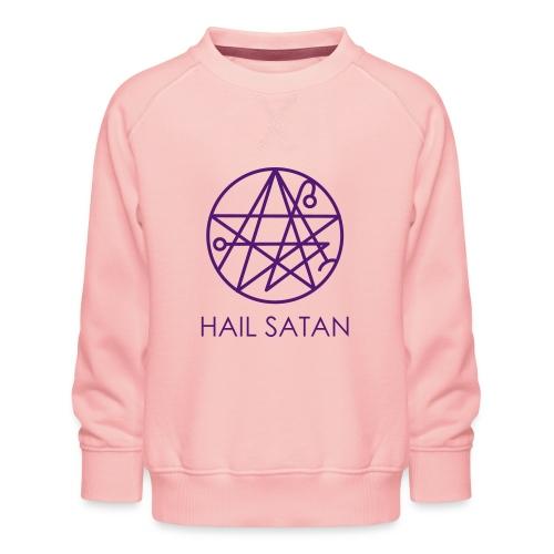 Hail Satan! - Kids' Premium Sweatshirt