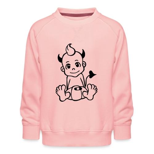 Kleiner Teufel - Kinder Premium Pullover