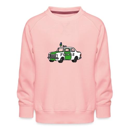 Policecar - Kinder Premium Pullover