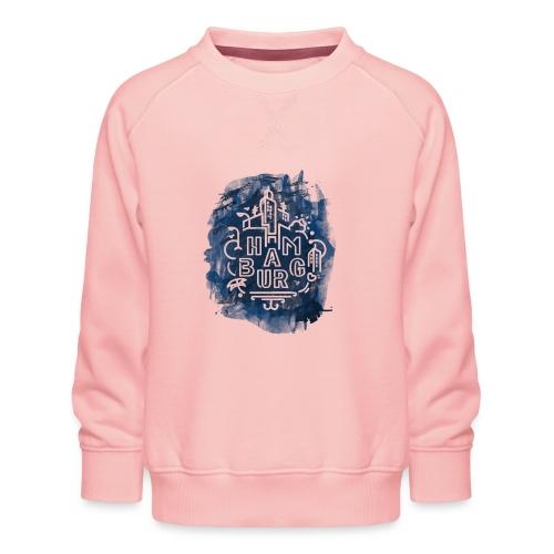 Hamburg_Ink.png - Kinder Premium Pullover