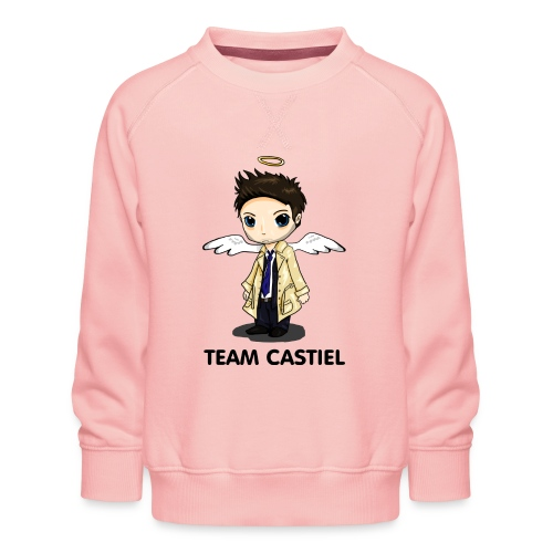 Team Castiel (light) - Kids' Premium Sweatshirt