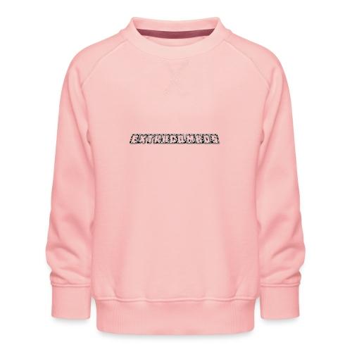 museplade - Børne premium sweatshirt