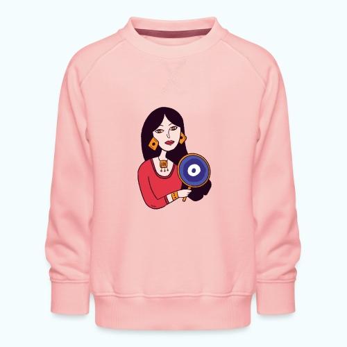 Fashion Girl - Kids' Premium Sweatshirt