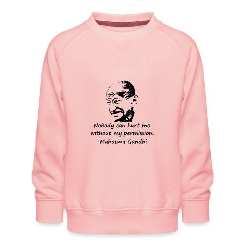 Hurt - Kids' Premium Sweatshirt