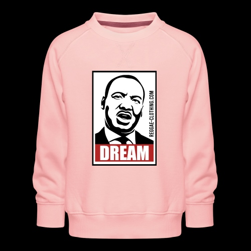 DREAM - Martin Luther King - Kinder Premium Pullover
