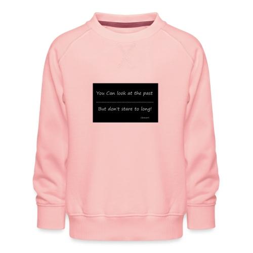 past - Kinderen premium sweater