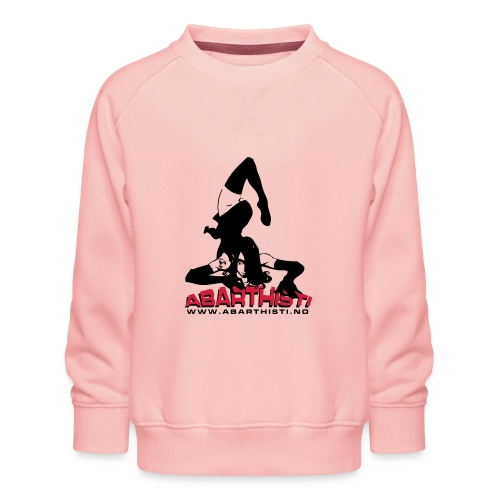 Abarthisti Pinup - Premium-genser for barn