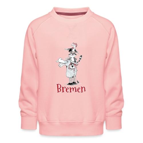 Bremer Stadtmusikanten - Kinder Premium Pullover