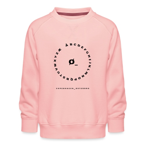 Østerbro - Børne premium sweatshirt