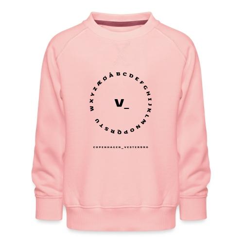 Vesterbro - Børne premium sweatshirt