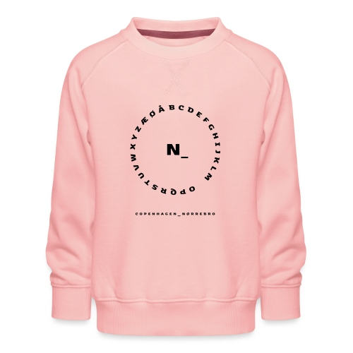 Nørrebro - Børne premium sweatshirt