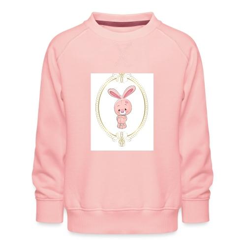 Your-Child Bunny - Børne premium sweatshirt