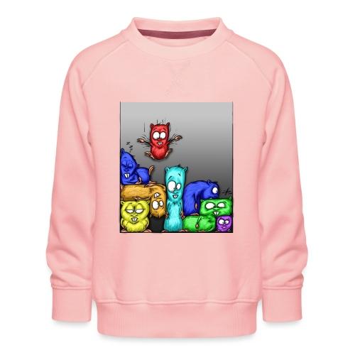 hamstris_farbe - Kinder Premium Pullover