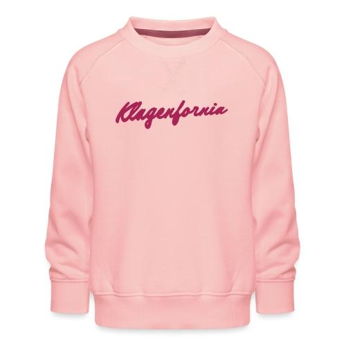 klagenfornia classic - Kinder Premium Pullover
