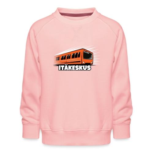 METRO ITÄKESKUS, T-Shirts +150 Products Webshop - Lasten premium-collegepaita