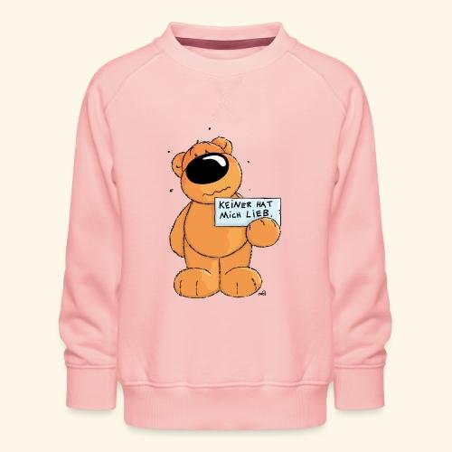 chris bears Keiner hat mich lieb - Kinder Premium Pullover