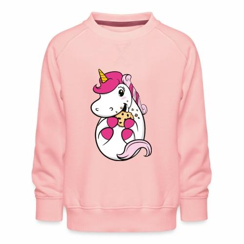 Kekseinhorn - Kinder Premium Pullover